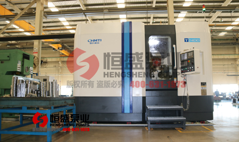 High Speed CNC Hobbing Machine