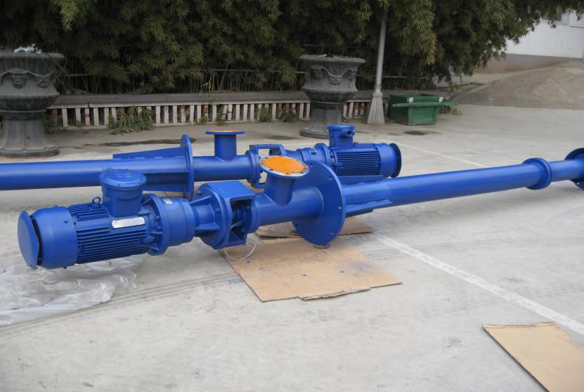 立式必发线上娱乐-污油提升泵工况分享