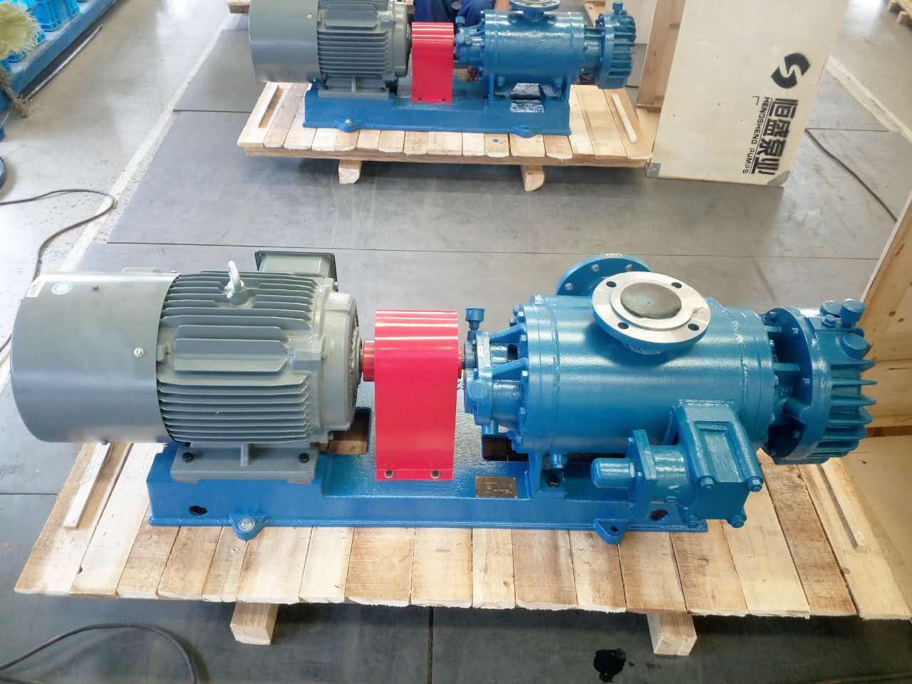 原油输送泵到底用哪一种泵好?主要看原油