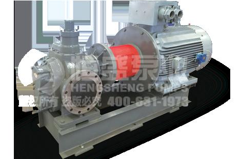 KCB磁力驱动泵的选型步骤分享