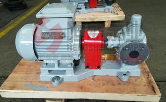 不同介质下齿轮油泵的选型