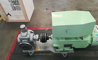 YCB不锈钢齿轮油泵密封垫的选用