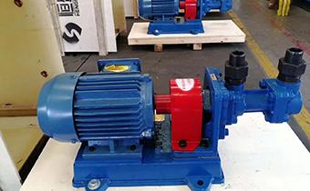 河北恒盛泵业三螺杆泵的优点及安装要求