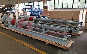 恒盛泵业HD系列单螺杆泵和G型单螺杆泵的区别