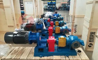 三螺杆泵的主要类型及相应应用领域分析