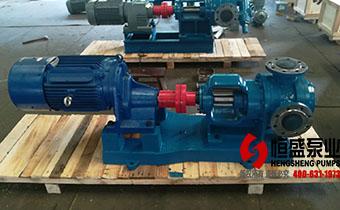 石化工业工况对高粘度泵的要求
