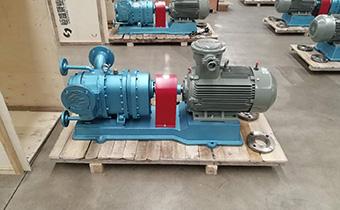 恒盛泵业凸轮转子泵是一款什么样的泵?